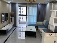 出租得力宸园3室2厅2卫98平米车位中央空调精装修拎包入住3500元/月住宅