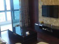出租世贸中心108平 车位,包物业费精装修16楼叫价3500元/月住宅