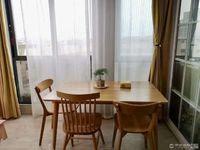 出租金色华府复式2室2厅1卫80平米1500元/月住宅