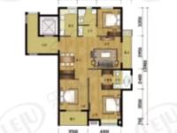 出售滨海郡庭东灿白坯3室2厅2卫127平米95万住宅