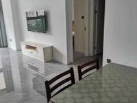 出租竹海西城2室2厅1卫85平米精装修拎包入住2000元/月住宅