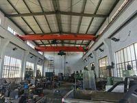 出租前童850平层高9米有16吨5吨行车厂房